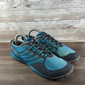 Merrell Lithe Glove Womens 7.5 Trail Running Shoe